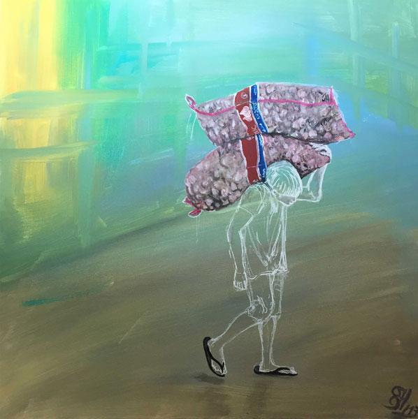 Der Knoblauchtraeger