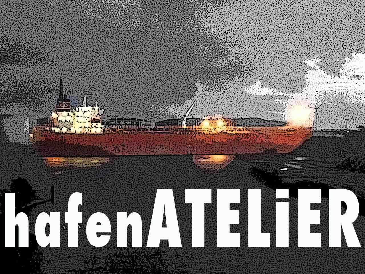 hafenATELIER Logo